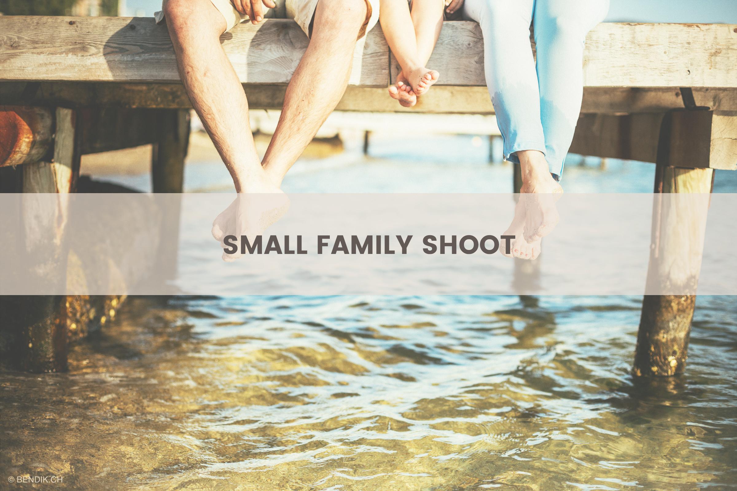 family photo shoot Switzerland