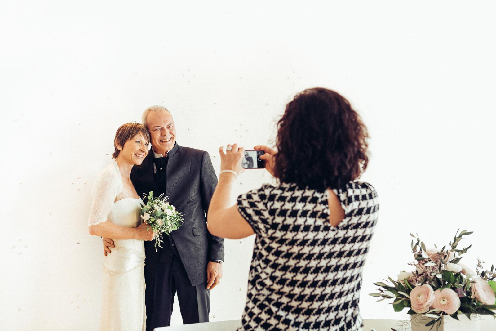 Hochzeitsfotoshooting in Bern